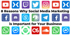 8 Reasons Why Social Media Marketing is Important for Your Business