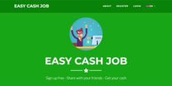 EasyCashJob Review