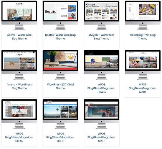 Premium WPOS Themes