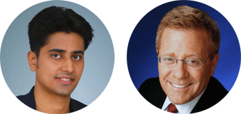 Rohit Shah and Todd Gross