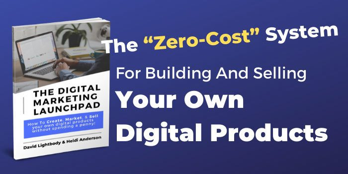 System For Building And Selling Your Own Digital Products