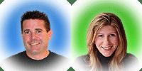 George Kosch and Sandi Hunter