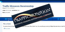 Traffic Monsoon Claim Portal Is Open