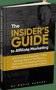 Dave Sharpe Affiliate Marketing Book