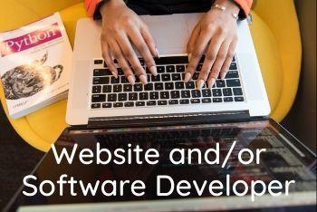 Website and/or Software Developer