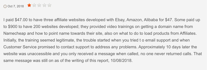 EasyKits.org reviews Scamion