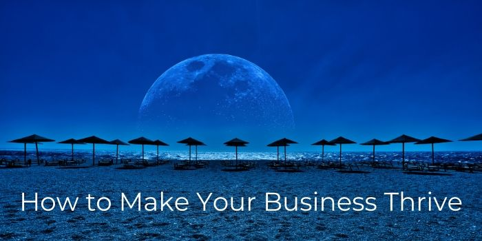 How to Make Your Business Thrive
