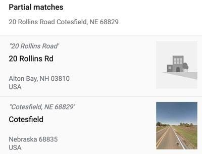 20 Rollins Road Cotesfield NE 68829