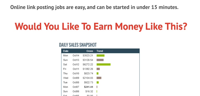 Paid 2 Post System ClickBank