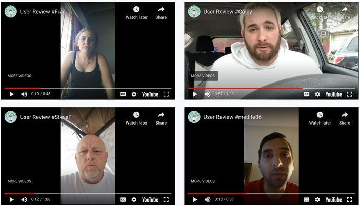 Reward Dollars YouTube