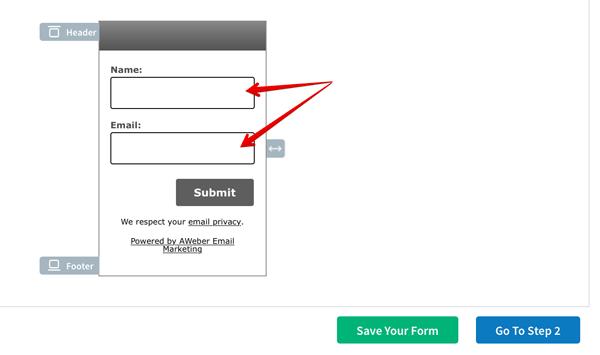 Sign Up Form Generator