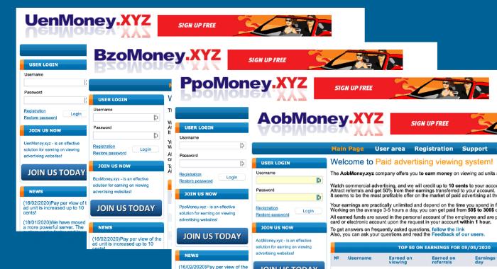 Money.xyz Scam Review
