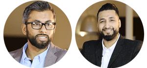 Adeel and Ali Chowdhry