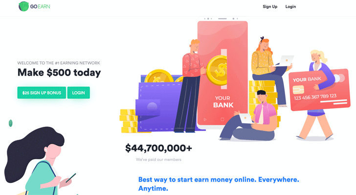GoEarn.co Scam Review