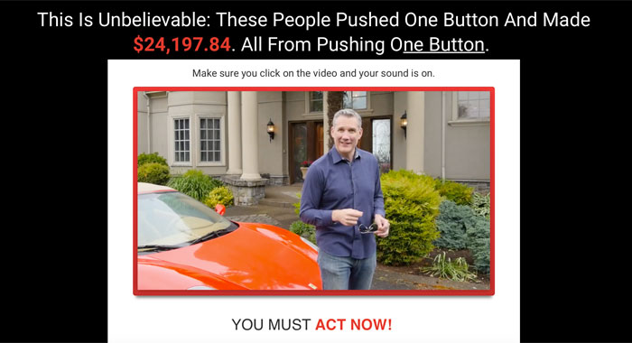 Push Button System Scam Review