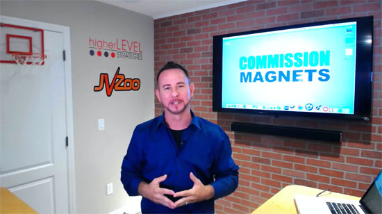 Commission Magnets Video