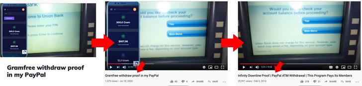 GramFree Fake Video