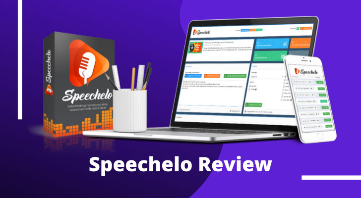 Text To Speech Converter: Speechelo Review