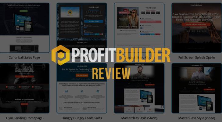 WP Profit Builder Review
