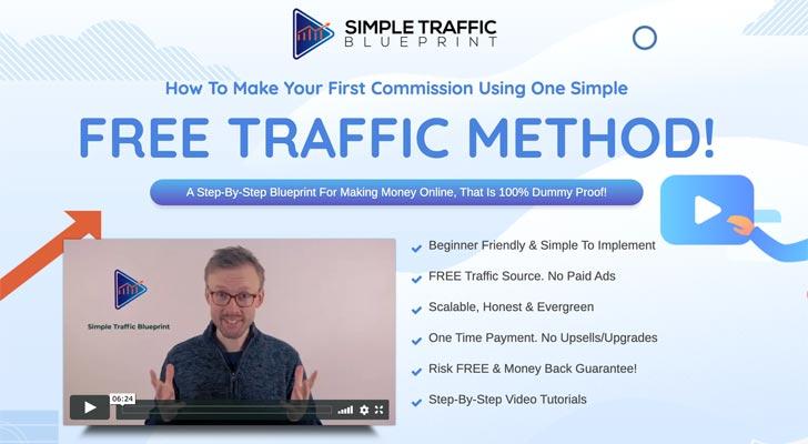 Simple Traffic Blueprint Philip Borrowman Review