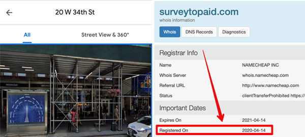 SurveyToPaid Fake Company