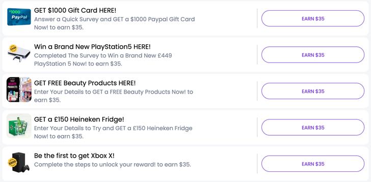StackPay Fake Task Wall