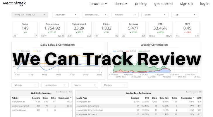 We Can Track Review