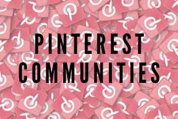 Pinterest Communities