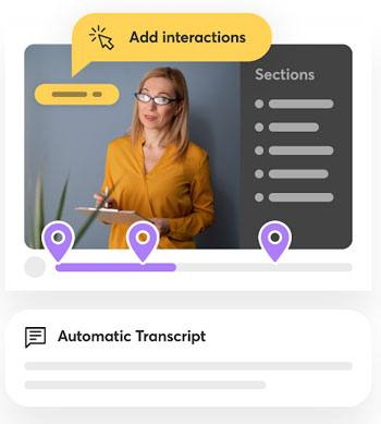 LearnWorlds Add Interactions