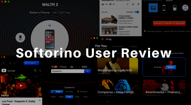 Softorino User Review