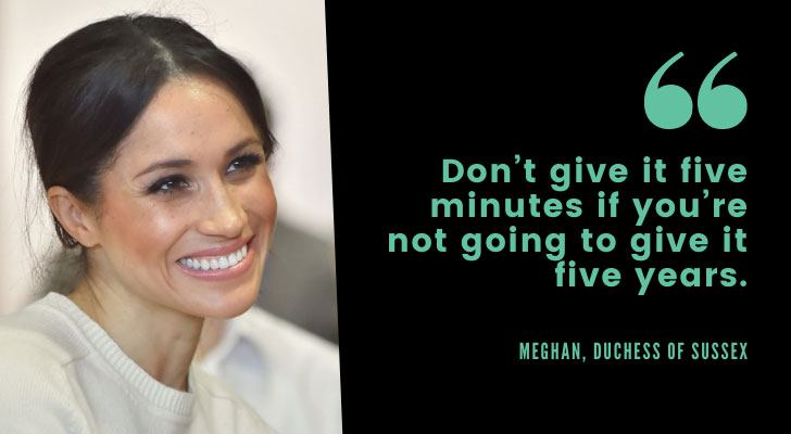 Meghan Markle Quotes to Inspire You to Be Successful in Life