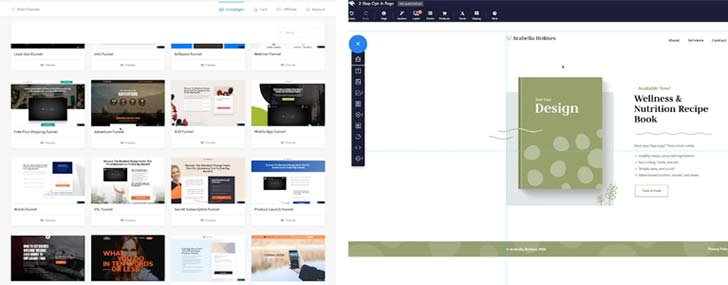 Convertri Landing Page Tool