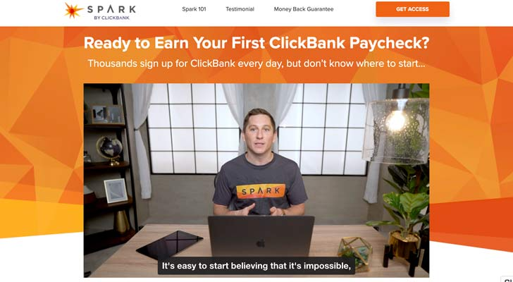 Spark By ClickBank Review