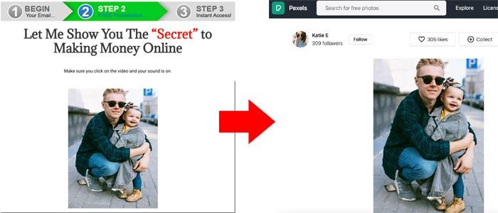 thesecretcodesystem.com Fake Owner