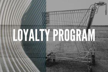 Develop a loyalty program