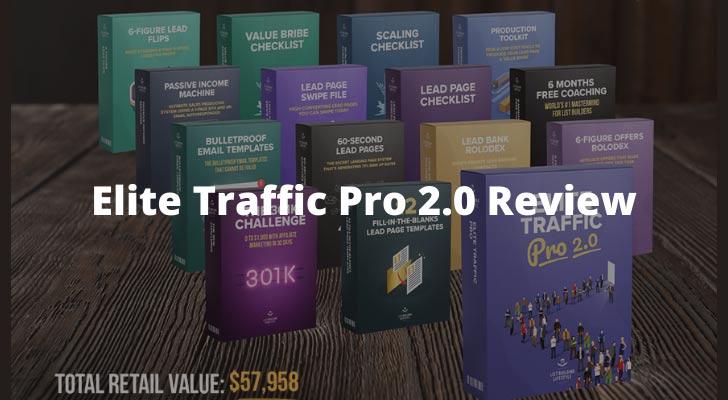 Elite Traffic Pro 2.0 Review