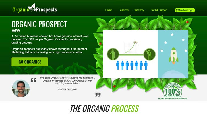 Organic Prospects Review